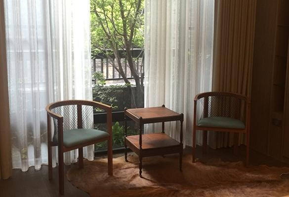 北歐休閒椅